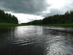 Рыбалка на Лозьве