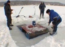 Аэрация озера Багаряк (видео)