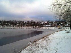 Александровский (Лытвенский) пруд