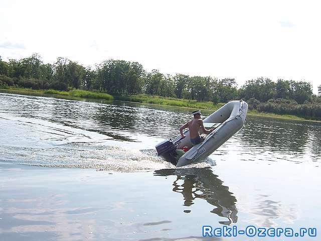 если лодка не зарегистрирована