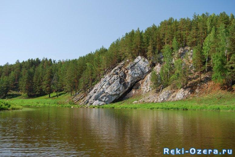 Река Нейва.