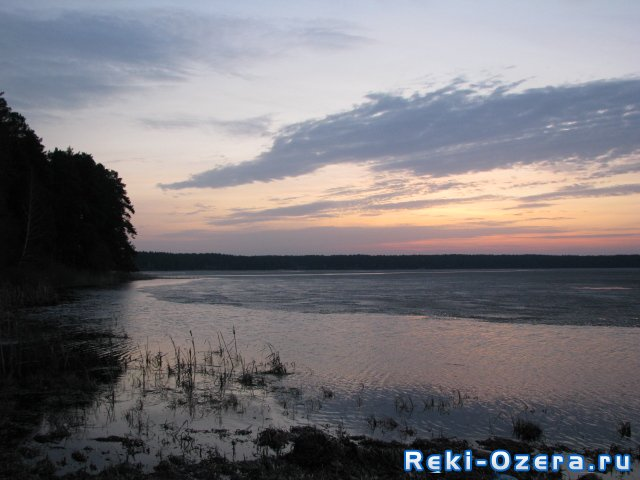 гурино свердловская область рыбалка