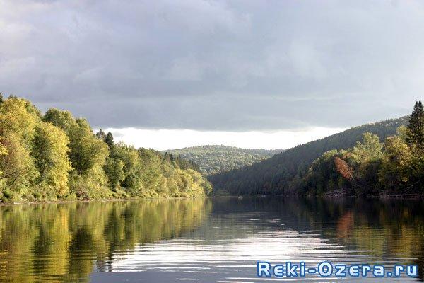уфа фото река