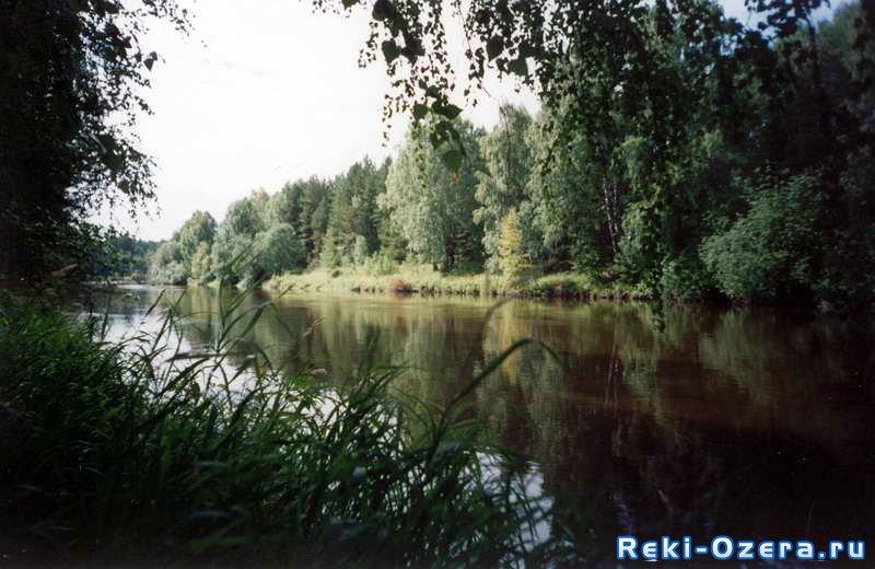 Тагил. Река Тагил