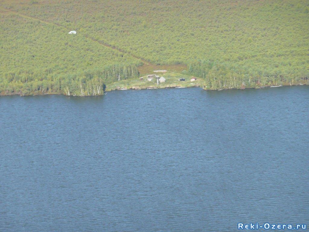 рыбалка получи озере синтур видео