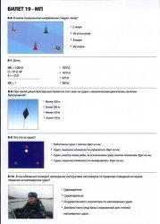 Билеты ГИМС моторная лодка и катер МП