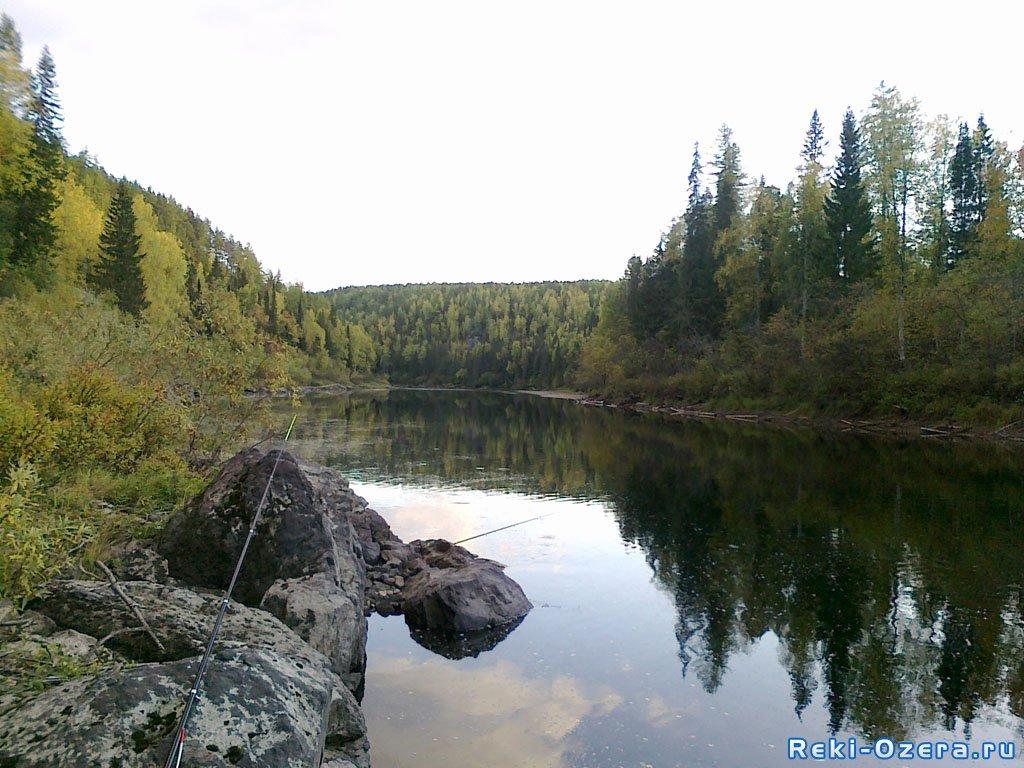 река лозьва свердловская область рыбалка