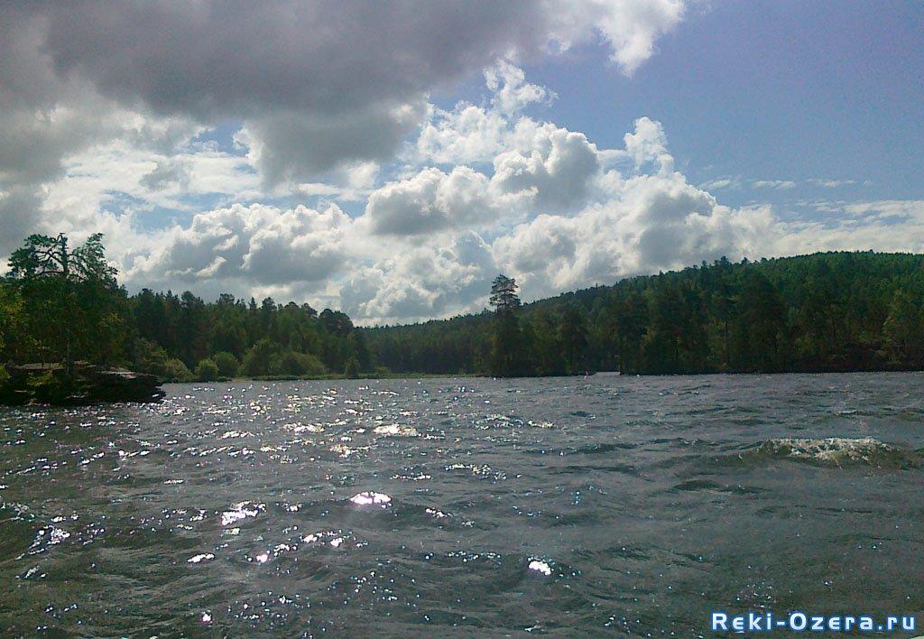 фото таватуй озеро