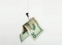 Незаконный сбор денег на озерах