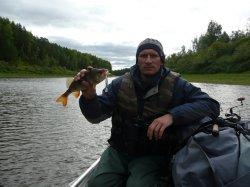 Сплав и рыбалка на Пелыме