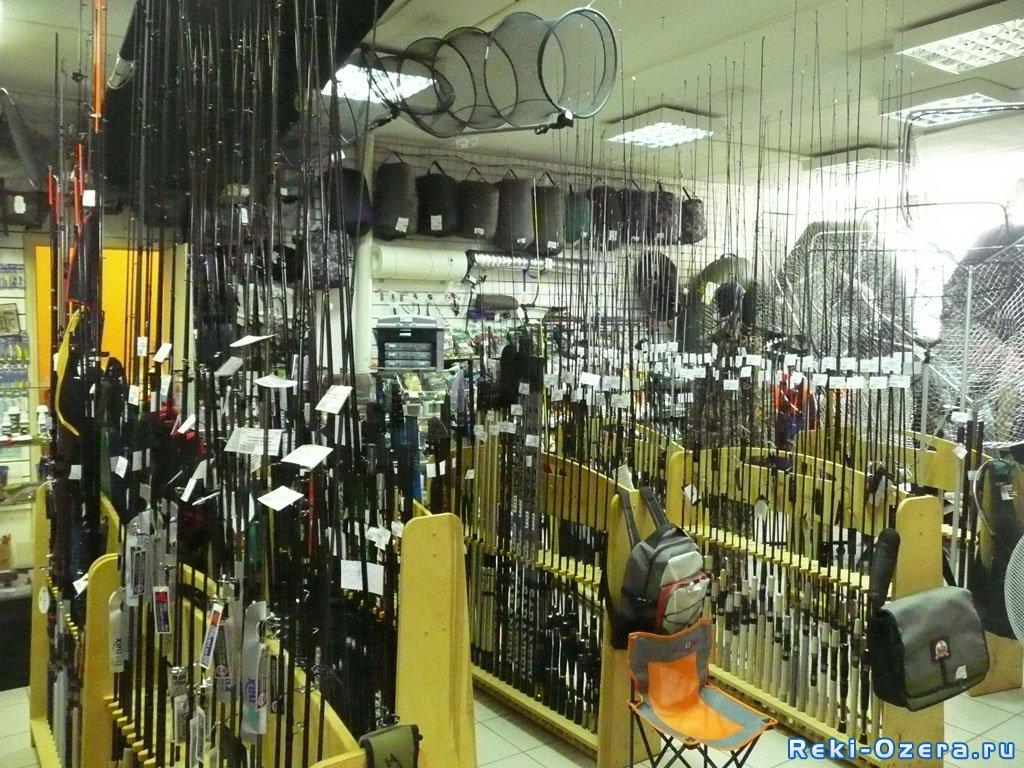 магазины все для рыбалки уфа магазины