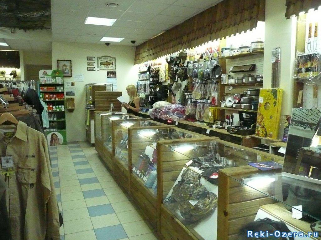 рыболовные магазины на сухаревской