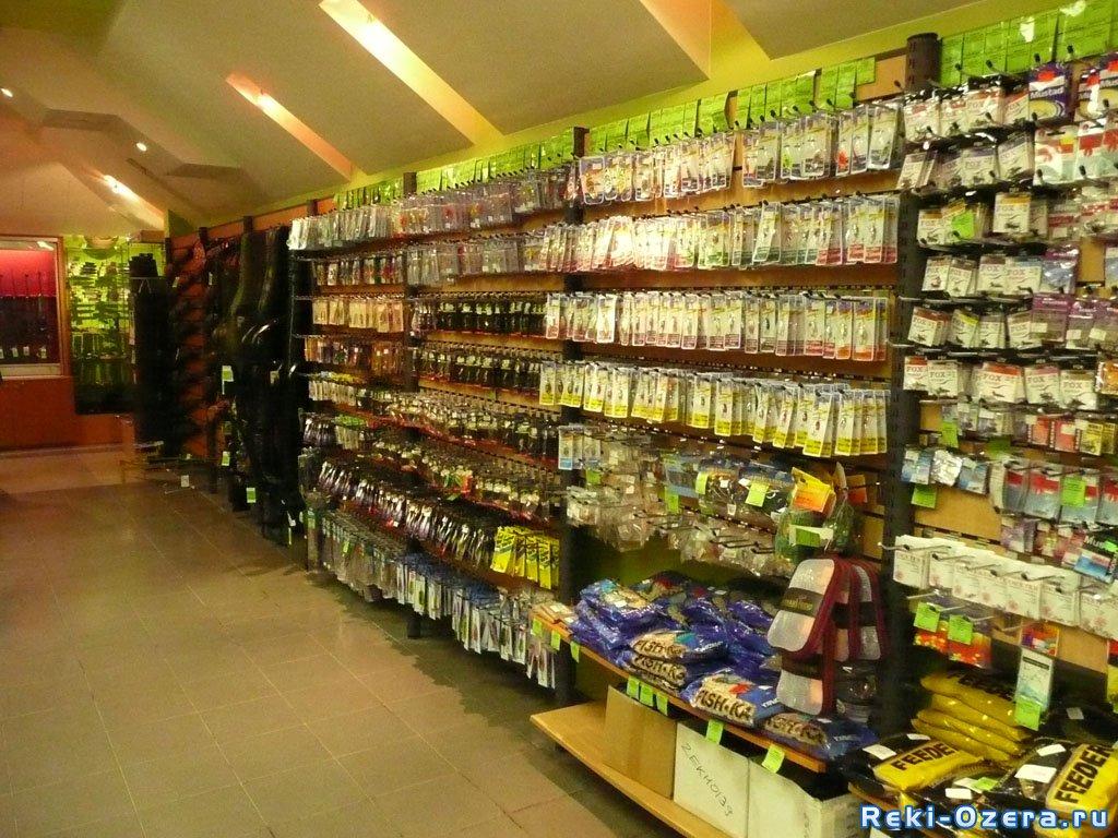 рыболовный магазин перевод