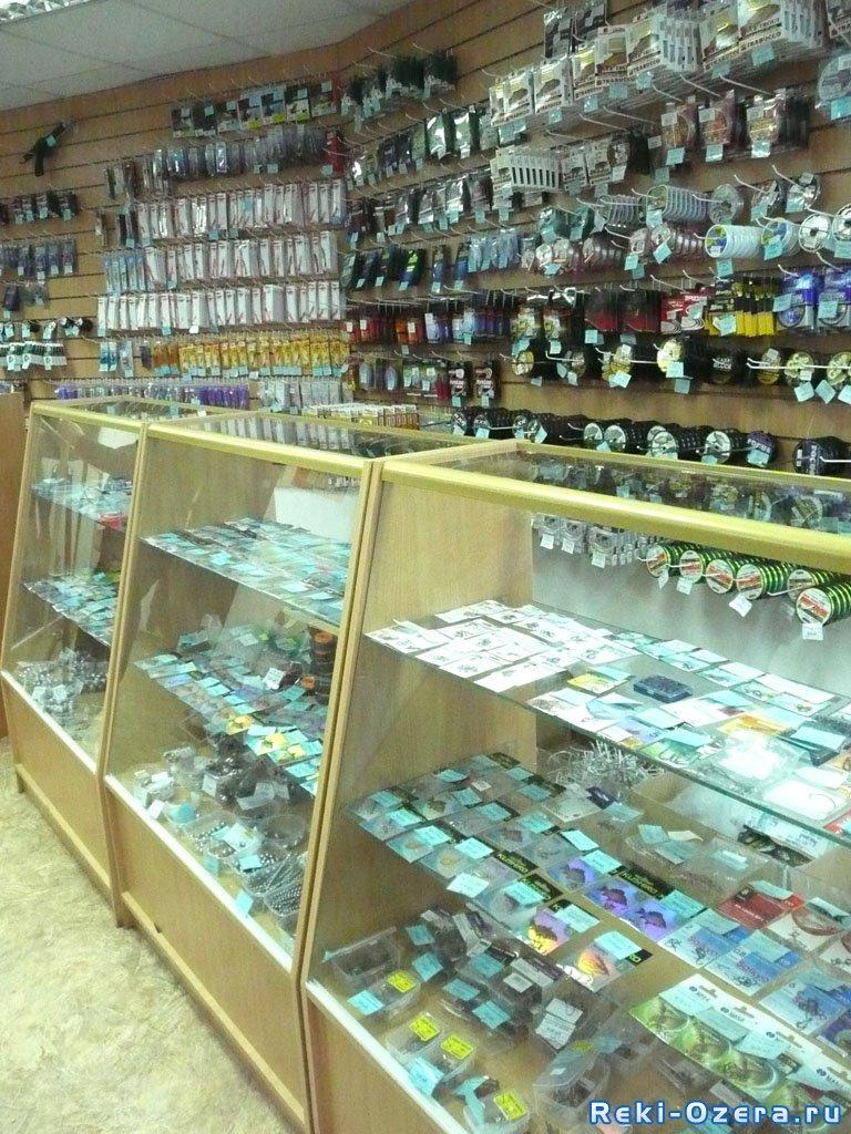 РыболовМаг — рыболовный магазин