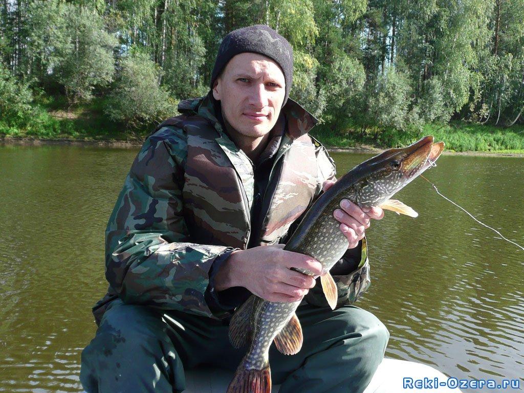 рыбалка в верховьях