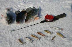 Лучшие водоемы Свердловской области для зимней рыбалки