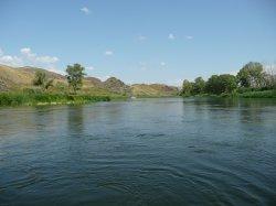 Сплав по реке Урал