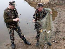 О необходимости усиления ответственности за незаконный лов.