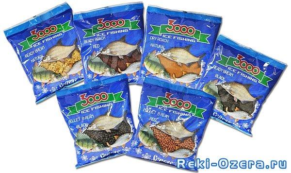 прикормка для рыбы своими руками рецепты летом