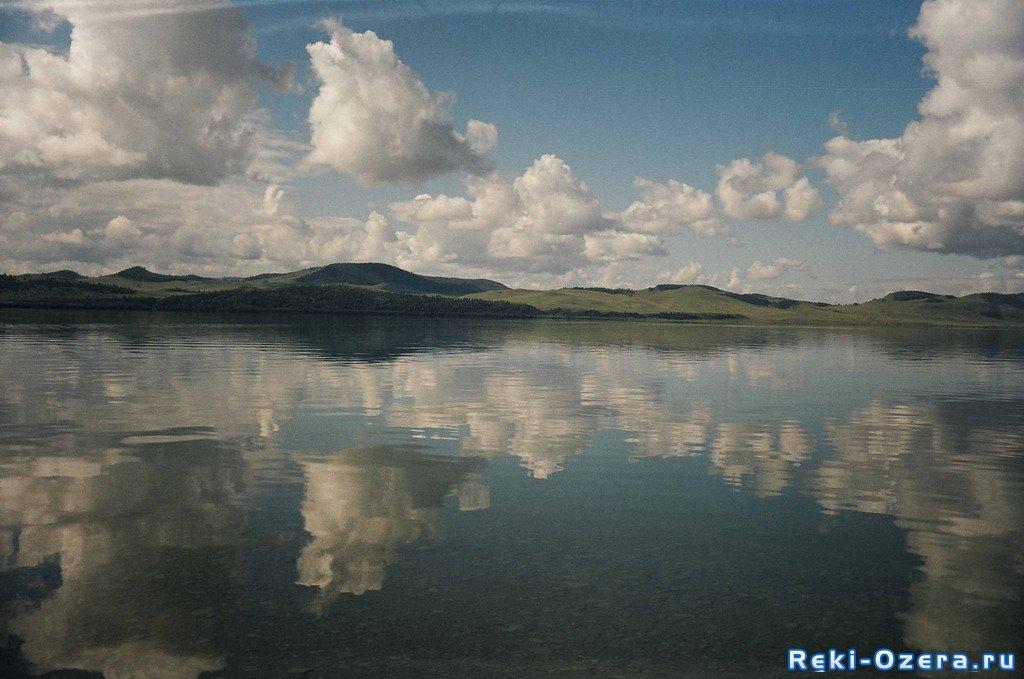 что клюет на озере иткуль
