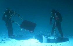 Подледная рыбалка (видео)