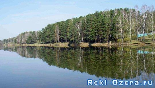 рыбалка на озере некрасово свердловской области