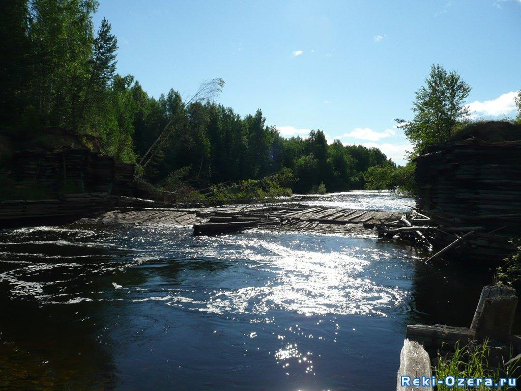 река паша рыбалка