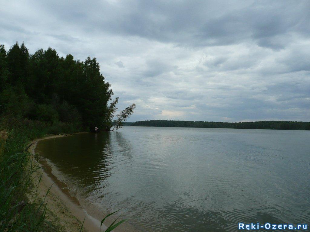 Озера Свердловской области