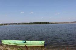 Тюльгашский пруд