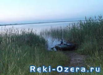 рыбалка на оз. кисегач