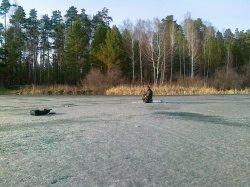 Последний лед в Свердловской области