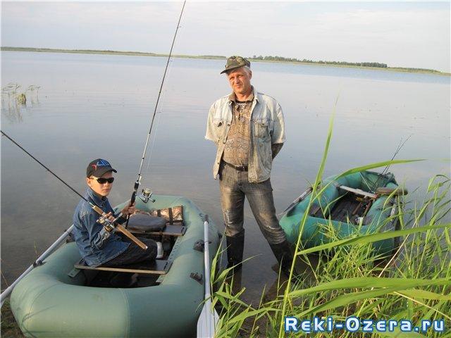 рыбаки упоровского района