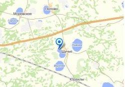 Щучье (Варгашинский район)