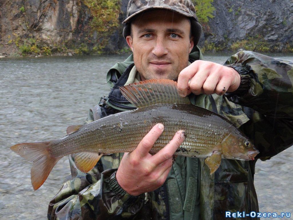 река кистега рыбалка