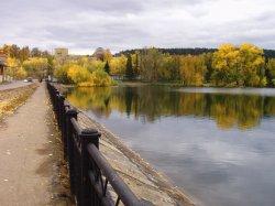 Суксунский пруд
