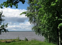 Чермозский пруд