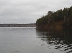 Нязепетровское водохранилище (р. Уфа)