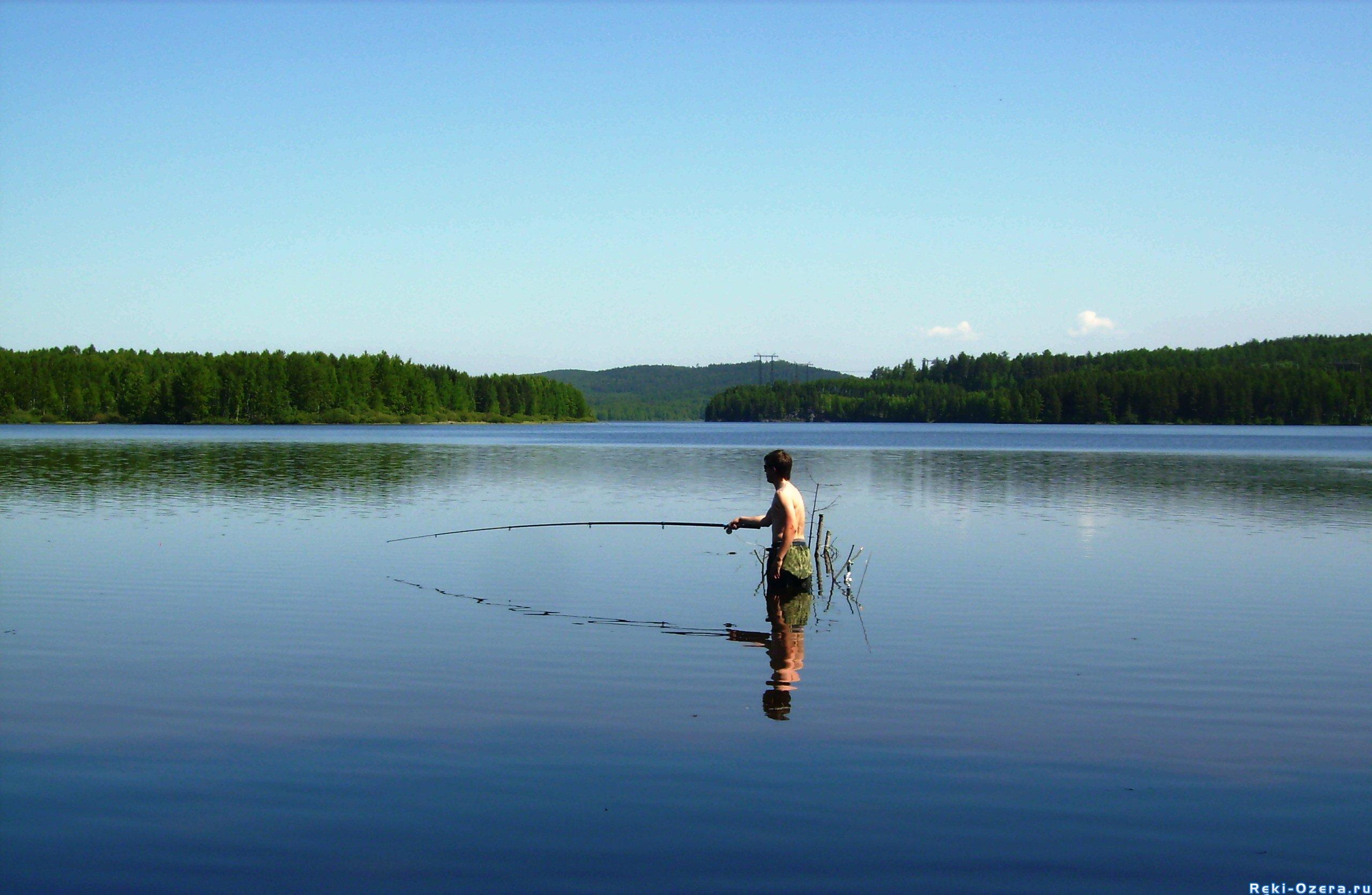 бесплатная рыбалка места