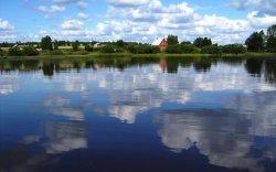 Петрокаменский пруд