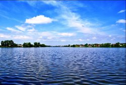 Арамильский пруд