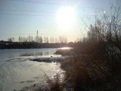 Елизаветинский пруд