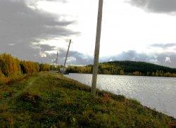 Верхневыйский пруд