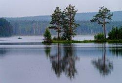 Колонгинское водохранилище