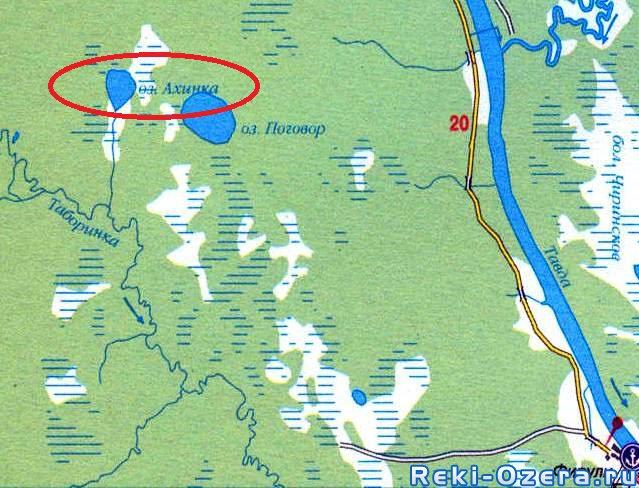 озеро шаблиш свердловская область карта доехать из каменска уральского