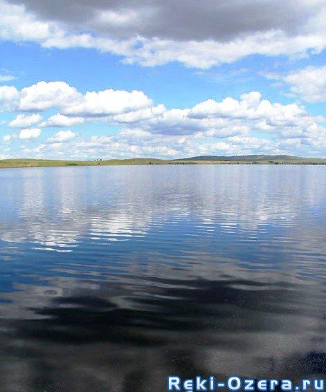 верхнеуральский район рыбалка