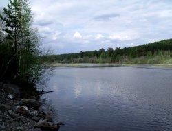 Верхний Уфалейский (Верхнеуфалейский) пруд