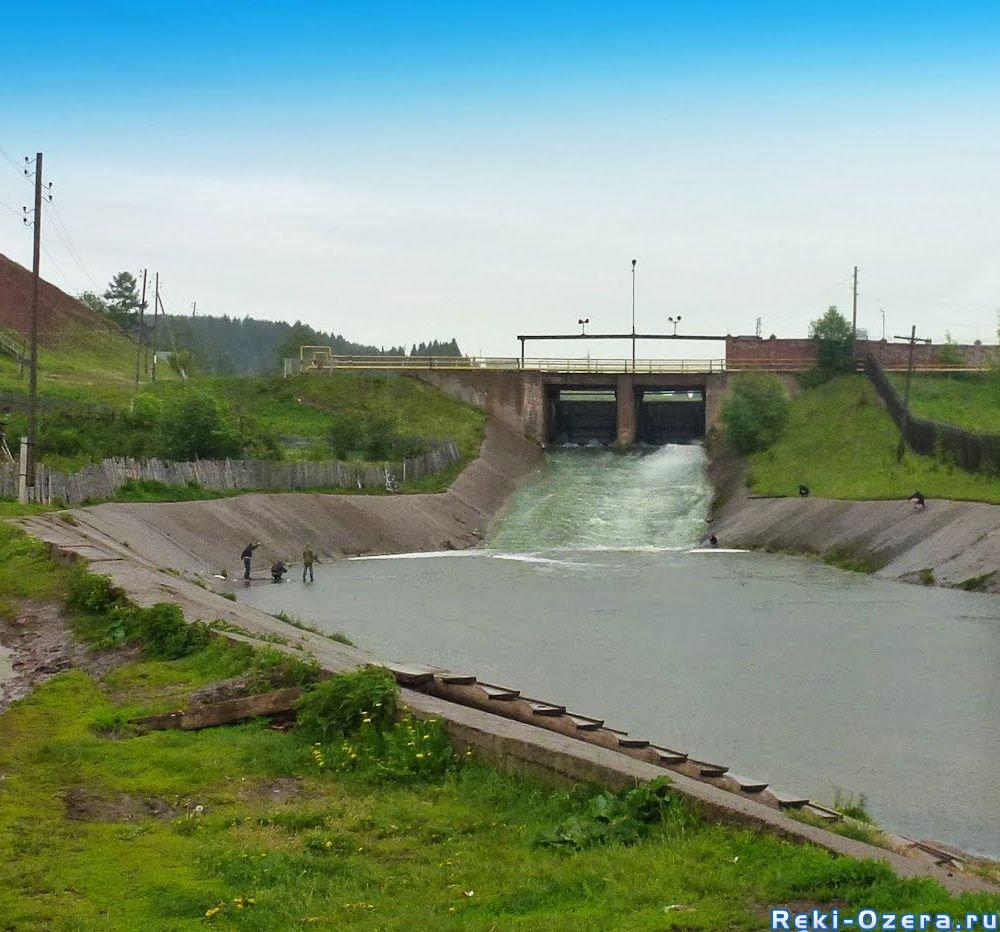 Фото зимняя река