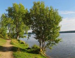 Лысьвенский пруд