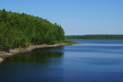 Киселевское водохранилище