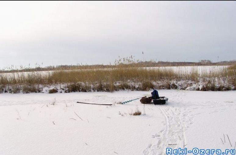 рыбалка ротан в кургане